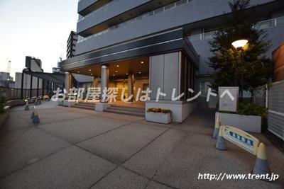 【エントランス】リバーシティ21新川
