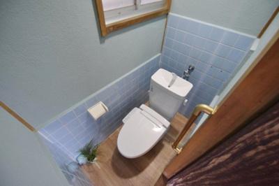 【トイレ】国分市場2丁目貸家