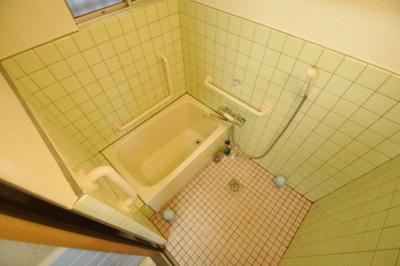 【浴室】国分市場2丁目貸家