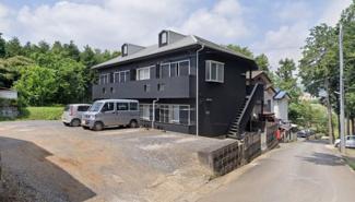【外観】入間郡毛呂山町南台1丁目一棟アパート