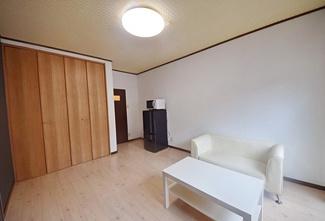 【洋室】入間郡毛呂山町南台1丁目一棟アパート