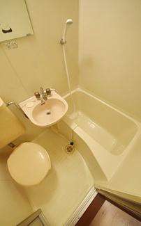 【浴室】入間郡毛呂山町南台1丁目一棟アパート