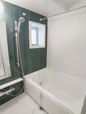 【浴室】新築 グランカーサ門前仲町