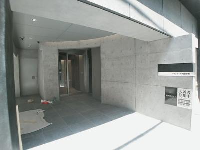 【エントランス】新築 グランカーサ門前仲町