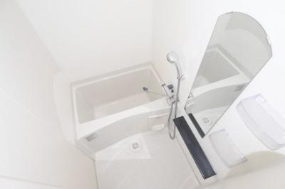 【浴室】プレサンス谷町九丁目駅前
