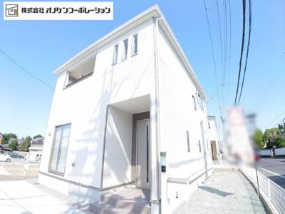 【外観】三木市府内町第3 1号棟 ~新築一戸建~