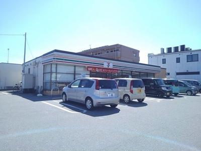 セブンイレブン久留米合川大橋店まで550m