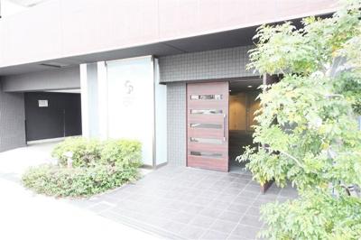【エントランス】プロシード大阪NB3