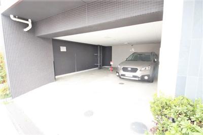 【駐車場】プロシード大阪NB3