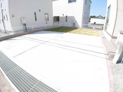 【駐車場】三木市府内町第3 2号棟 ~新築一戸建~