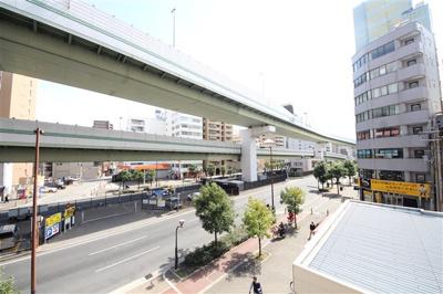 【展望】プレサンス阿波座ステーションフロント