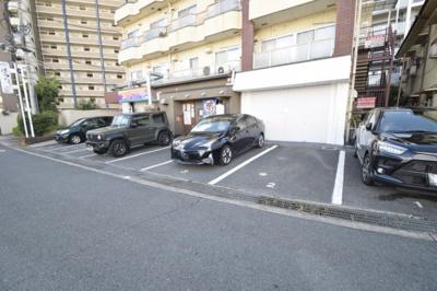 【駐車場】コーポゆうむら