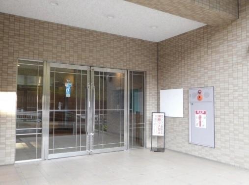 【エントランス】サンヴェール横濱野毛山公園