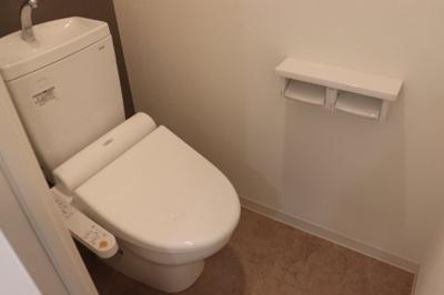 【トイレ】Habitation Daiwa