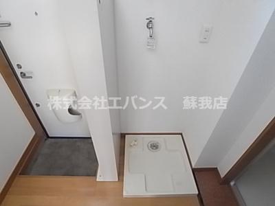 【エントランス】アメニティ大巌寺