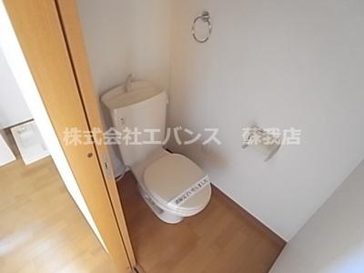 【トイレ】アメニティ大巌寺