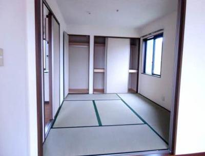 【和室】ソレアード黒岡