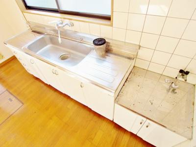 【キッチン】AIコーポ