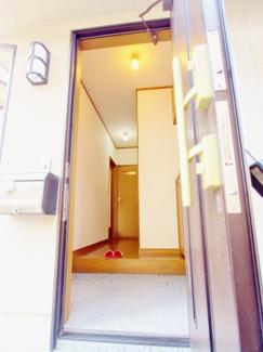 【玄関】AIコーポ
