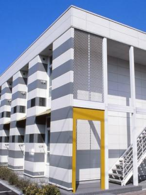 【外観】レオパレスB・P246C館