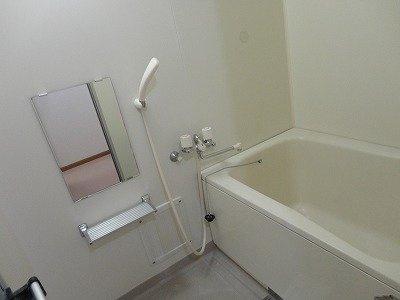 【浴室】ロッシュスプリングス
