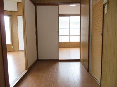 【洋室】久高アパート