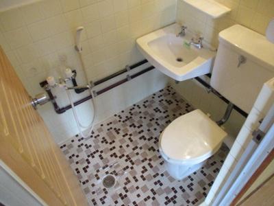 【トイレ】久高アパート