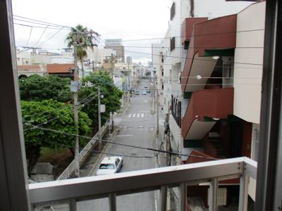 【展望】久高アパート