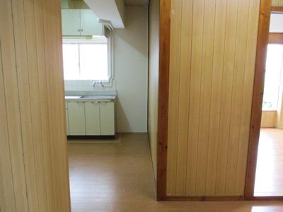 【玄関】久高アパート