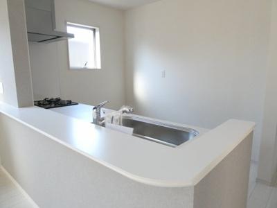 碧南市伏見町Ⅱ新築分譲住宅1号棟写真です。2021年7月撮影