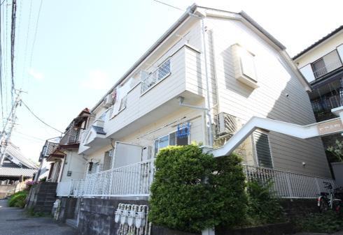 【外観】横浜市中区石川町3丁目の一棟売りアパート