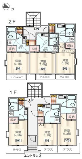 横浜市中区石川町3丁目の一棟売りアパート