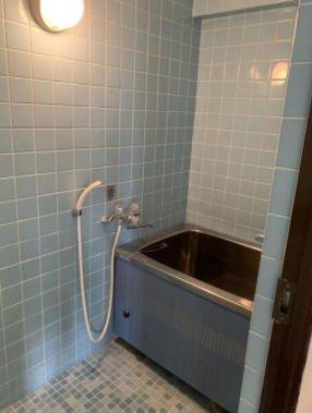 【浴室】南山ハイム