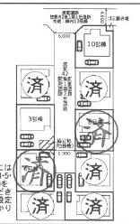 【区画図】平塚市横内 新築戸建 全10棟3号棟