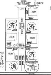 【区画図】平塚市横内 新築戸建 全10棟4号棟