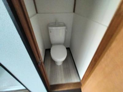 【トイレ】花園本町2丁目貸家