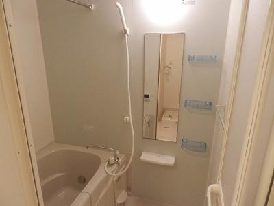 【浴室】カーサフェリーチェC