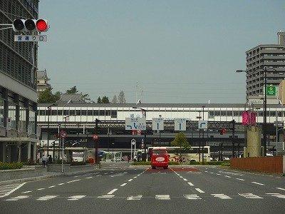 福山駅まで500m