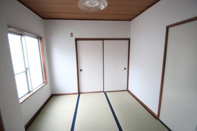 【寝室】高山ビル