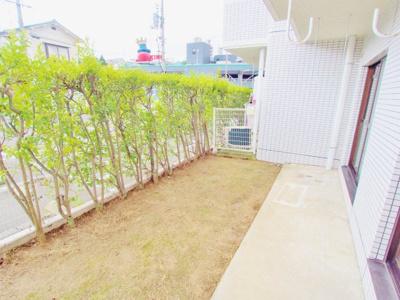 【庭】コーポ住吉