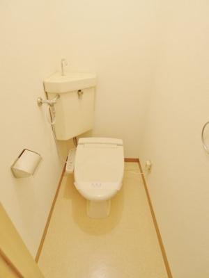【トイレ】コーポ住吉