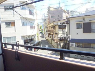 【展望】ガーラ新宿西落合