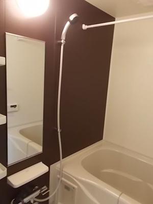【浴室】ホースパークA