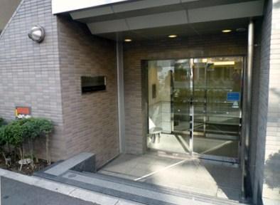 【エントランス】パークハウス渋谷山手