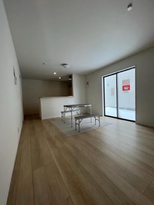 【キッチン】新築建売 北上市藤沢第4 3号棟