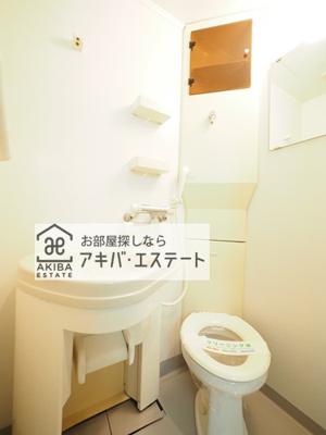 【トイレ】レジェンド秋葉原