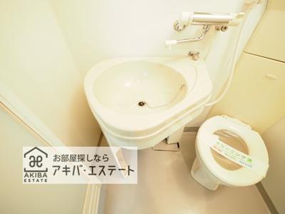 【洗面所】レジェンド秋葉原