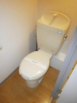 【トイレ】レオパレスシャルムⅡ