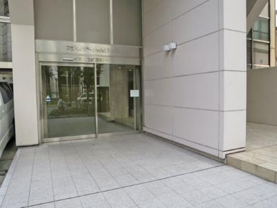 【エントランス】イマス西新宿第一ビル