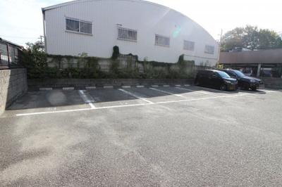 【駐車場】パレ清水が丘